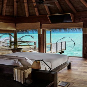 Gili Lankanfushi - Maldives Honeymoon Packages - The private reserve room