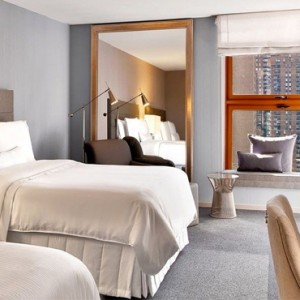 Grand Deluxe Guest Rooms 2 - Westin Times Square New york - Luxury New York Holiday Packages