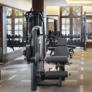Gym - St Regis Mauritius - Luxury Mauritius Honeymoon Packages