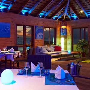 Komandoo Island Resort - Maldives honeymoon packages - Aqua