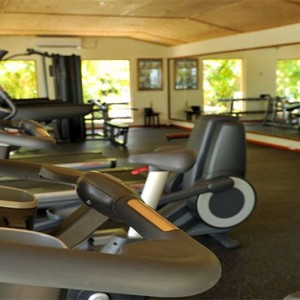 Komandoo Island Resort - Maldives honeymoon packages - fitness