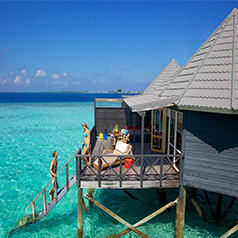 Komandoo Island Resort - Maldives honeymoon packages - thumbnail