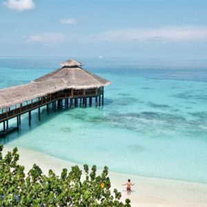 Maldives Honeymoon Packages Reethi Beach Resort Maldives Bar