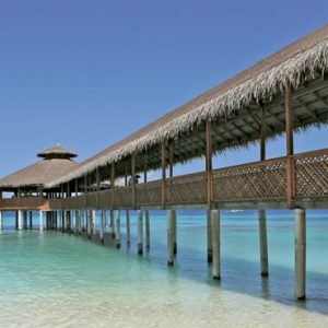 Maldives Honeymoon Packages Reethi Beach Resort Maldives Jetty