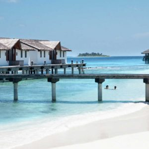 Maldives Honeymoon Packages Reethi Beach Resort Maldives Water Villas
