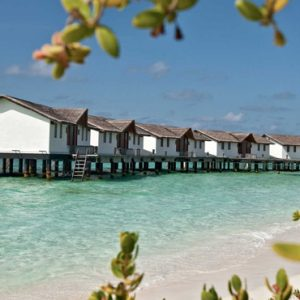 Maldives Honeymoon Packages Reethi Beach Resort Maldives Water Villas 2