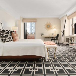 New York Honeymoon Packages The Lexington Hotel New York 1 Bedroom Suite 1