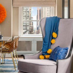 New York Honeymoon Packages The Lexington Hotel New York Arthur Godfrey Suite 2