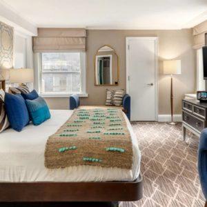 New York Honeymoon Packages The Lexington Hotel New York Arthur Godfrey Suite 3