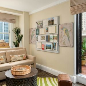 New York Honeymoon Packages The Lexington Hotel New York Hemingway Suite
