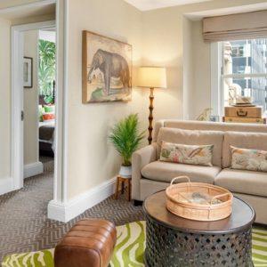 New York Honeymoon Packages The Lexington Hotel New York Hemingway Suite 4
