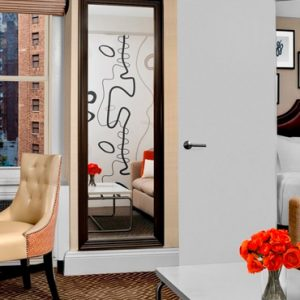 New York Honeymoon Packages The Lexington Hotel New York Junior Suite 2