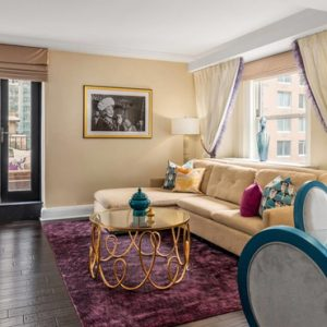 New York Honeymoon Packages The Lexington Hotel New York Lady Ella Suite