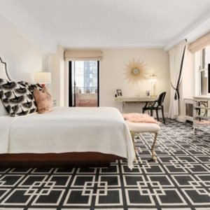 New York Honeymoon Packages The Lexington Hotel New York The Norma Jeane Suite 3
