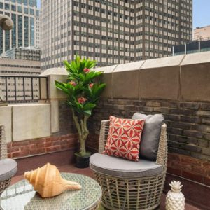 New York Honeymoon Packages The Lexington Hotel New York Terrace 3