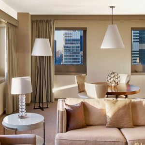 One Bedroom Suite - Westin Times Square New york - Luxury New York Holiday Packages