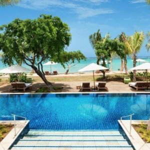 Pool 2 - St Regis Mauritius - Luxury Mauritius Honeymoon Packages