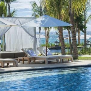 Pool - St Regis Mauritius - Luxury Mauritius Honeymoon Packages
