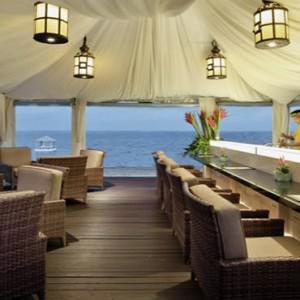 Puri Santrian - Bali Honeymoon Packages - bar