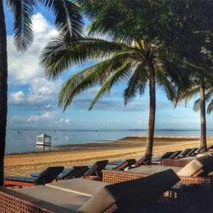 Puri Santrian - Bali Honeymoon Packages - beach