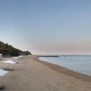 Puri Santrian - Bali Honeymoon Packages - beach1