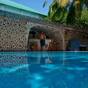 Reethi Beach Resort - Maldives Honeymoon Packages - Pool