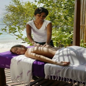 Reethi Beach Resort - Maldives Honeymoon Packages - Spa