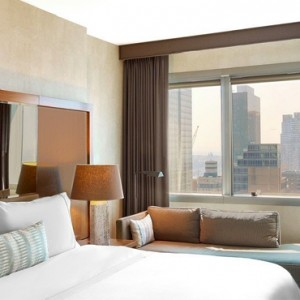 Renewal Suite 2 - Westin Times Square New york - Luxury New York Holiday Packages