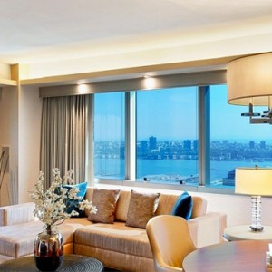 Renewal Suite 3 - Westin Times Square New york - Luxury New York Holiday Packages