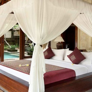 The Ubud Village Resort & Spa - Bali Honeymoon Packages - Garden pool villa