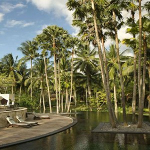 The Ubud Village Resort & Spa - Bali Honeymoon Packages - Pool