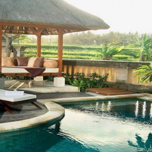 The Ubud Village Resort & Spa - Bali Honeymoon Packages - Rice pool villa pool