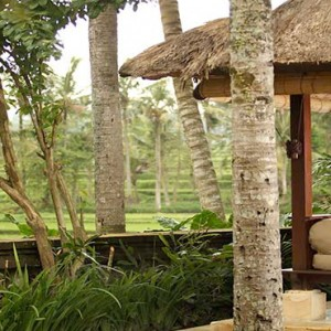 The Ubud Village Resort & Spa - Bali Honeymoon Packages - Village Suite Villa Private Gazebo