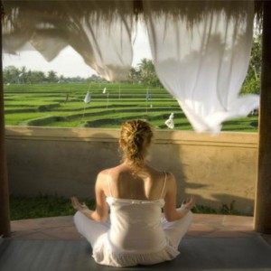 The Ubud Village Resort & Spa - Bali Honeymoon Packages - Yoga