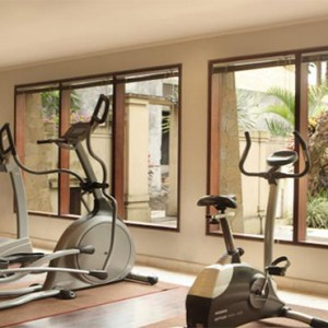 The Ubud Village Resort & Spa - Bali Honeymoon Packages - fitness