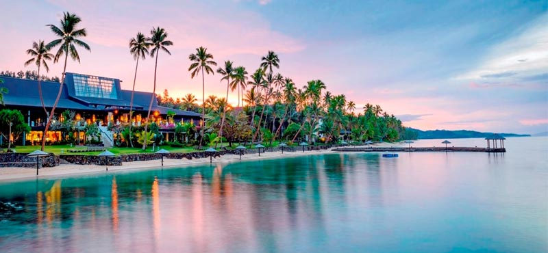 The Warwick Fiji - Fiji Honeymoon Packages