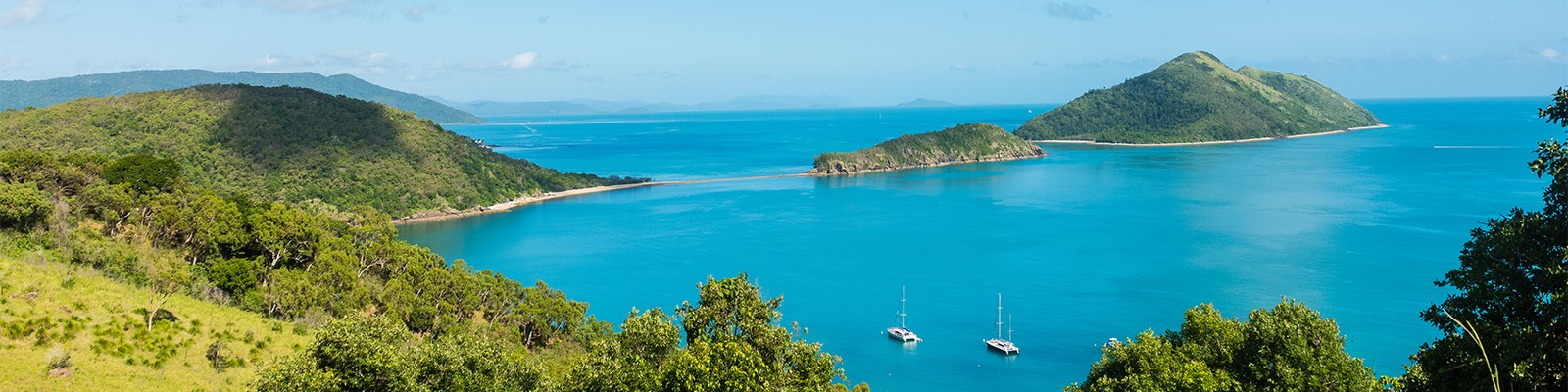 The Whitsundays and Great Barrief reef - Australia Honeymoon packages - guide header
