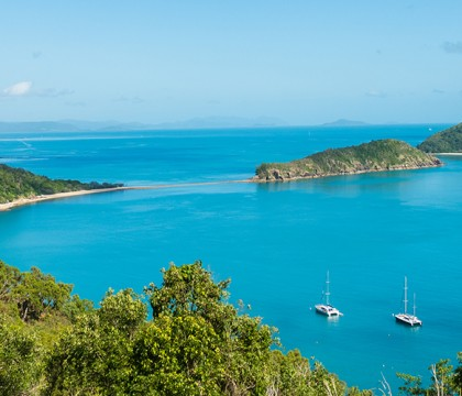 a picture of The Whitsundays & Great Barrier reef