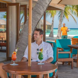 Veligandu Island Resort & Spa Maldives Honeymoon Packages Athiri Bar