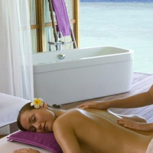 Veligandu Island Resort & Spa - Maldives Honeymoon Packages - Spa