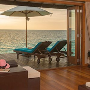 Veligandu Island Resort & Spa Maldives Honeymoon Packages Sunset Jacuzzi Water Villas 2