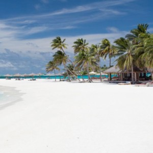 Veligandu Island Resort & Spa - Maldives Honeymoon Packages - beach