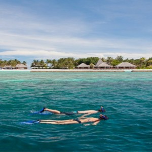 Veligandu Island Resort & Spa - Maldives Honeymoon Packages - snorkeling