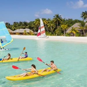 Veligandu Island Resort & Spa - Maldives Honeymoon Packages - watersports