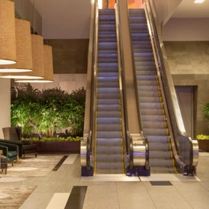 Lobby 2 Westin Times Square New York Luxury New York Holiday Packages