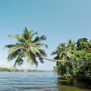 Centara Ceysands Resorts & Spa - Sri Lanka Honeymoon packages - Bentota river