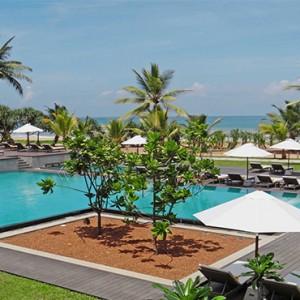 Centara Ceysands Resorts & Spa - Sri Lanka Honeymoon packages - aerial view