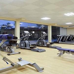 Centara Ceysands Resorts & Spa - Sri Lanka Honeymoon packages - fitness