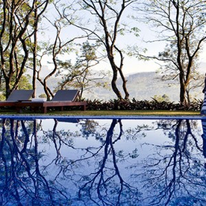 Ceylon Tea Trails - Sri Lanka Honeymoon Packages - Norwood pool