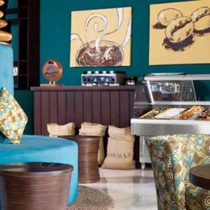 Dreams La Romana Resort & Spa - Dominican Republic luxury Honeymoon packages - Coco Cafe
